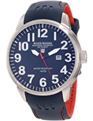 River Woods Men's RW 5 M BLD SCBLR  Luminous Blue Watch