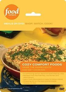 Food Network Meals on DVD: Shop, Watch, Cook! Cozy Comfort Foods