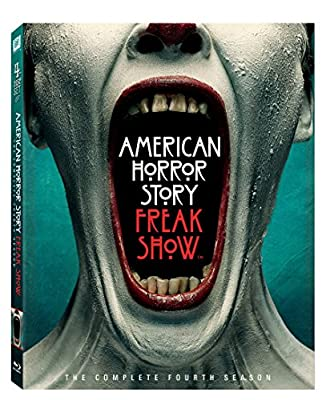 American Horror Story: Freak Show Blu-ray