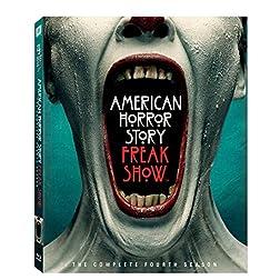 American Horror Story: Freak Show [Blu-ray]