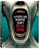 American Horror Story: Freak Show [Blu-ray]