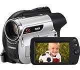 Canon DC420 Camcorder - Silver (45x Advanced Zoom,2.7 inch Widescreen Colour LCD)