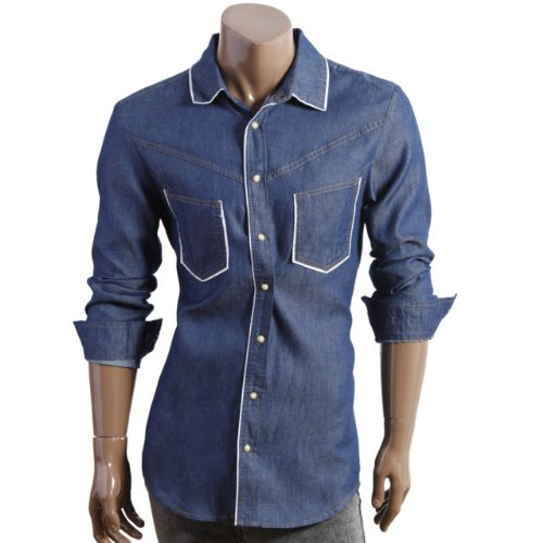 Brand New Mens Casual Slim fit Dress Shirts J03 Colletion