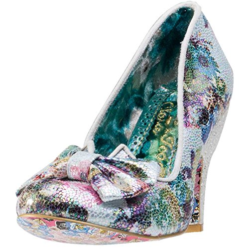 Irregular-Choice-Nick-Of-Time-Womens-Shoes-Floral-37-EU