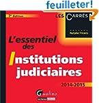 L'essentiel des institutions judiciai...