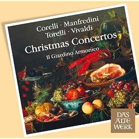 Concerto grosso in G minor Op.6 No.8, 'Fatto per la notte di Natale' [Christmas Concerto] : II Allegro