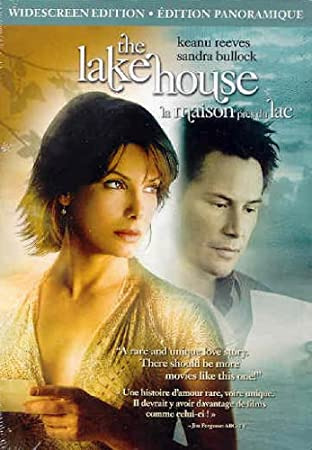 The Lake House (Widescreen) (2006) DVD