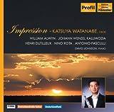 Impression / Katsuya Watanabe (Ob) [Import CD] [日本語帯、解説書つき]