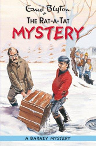 the Rat-a-Tat Mystery (Barney Mysteries)