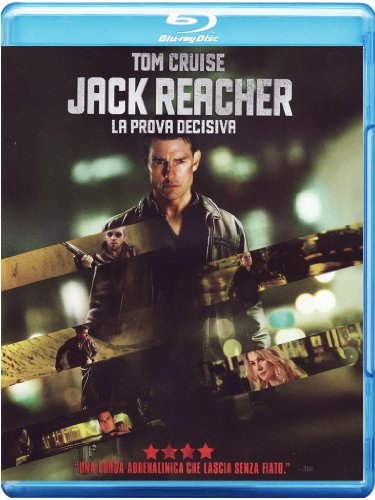 Jack Reacher - La prova decisiva [IT Import] [Blu-ray]