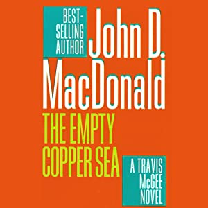 The Empty Copper Sea Audiobook