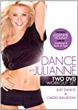 Dance with Julianne Two Disc Workout Set