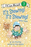 img - for It's Snowing! It's Snowing!: Winter Poems (I Can Read Level 3) book / textbook / text book