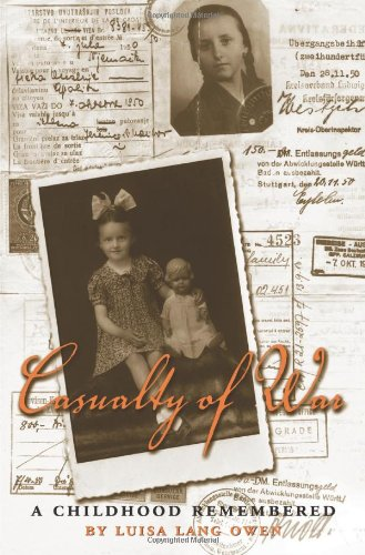 Casualty of War: A Childhood Remembered (Eugenia