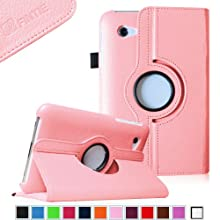Fintie (Pink) 360 Degrees Rotating Stand Case Cover For Samsung Galaxy Tab 2 7.0 Inch Tablet -- Multiple Color...