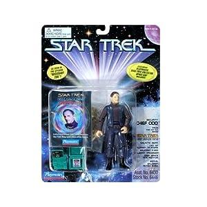 Star Trek: Deep Space Nine Series 3 Chief Odo from Necessary Evil Action Figure
