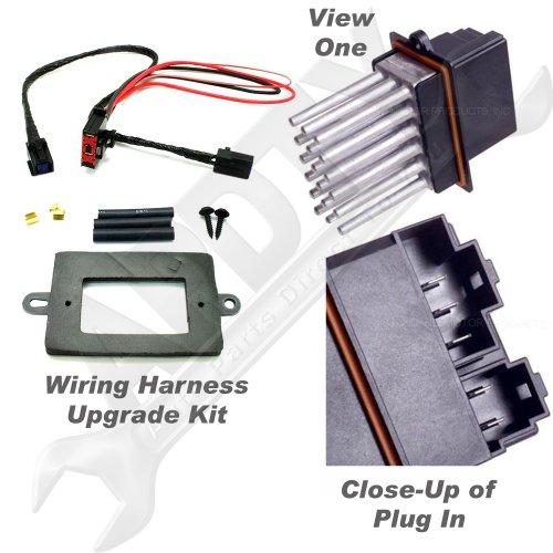 Apdty 5179985aa  U0026 68052436aa Blower Motor Resistor Power
