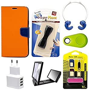Mify Mobile Accessories Combo for HTC One, Orange