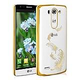 kwmobile Crystal Case Hülle für LG G3 S D722V mit