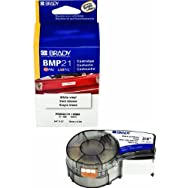 BRADY ID INCOM M21-750-595-WT Indoor/Outdoor Grade Vinyl Labeling Tape
