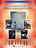 img - for Say Something, Counting Stars & More Hot Singles: Simple Arrangements for Students of All Ages (Piano/Vocal/Guitar) (Pop Piano Hits) book / textbook / text book