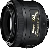 Nikon 35mm f/1.8G AF-S DX Lens for Nikon Digital SLR Cameras Reviews
