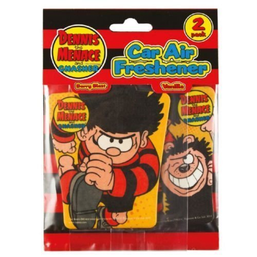 dennis-the-menace-and-gnasher-car-air-freshener-novelty-gift-by-beano