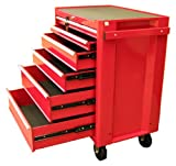 Excel 6-Drawer Roller Metal Cabinet