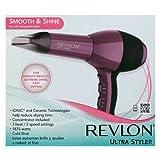 Revlon Rvdr5029 1875 Watt Smoothstay Ceramic Ionic Dryer, Purple