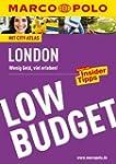 MARCO POLO Reisef�hrer Low Budget London
