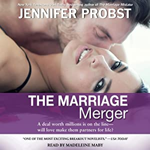 The Marriage Merger | [Jennifer Probst]
