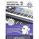 Virtuosso Musical Keyboard Method for Beginners Vol.2 (Curso De Teclados Para Principiantes Vol.2) SPANISH ONLY