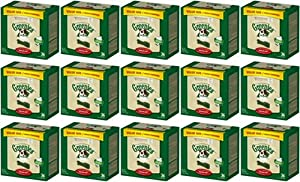 Greenies Dental Chews Value Size Regular 540ct 540oz(15 x 36oz Tubs)
