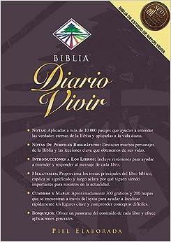 Biblia Diario Vivir: RVR 1960- Reina Valera 1960: 9780899224206
