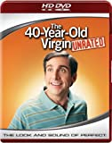 Cover art for  The 40-Year-Old Virgin (Unrated) [HD DVD]