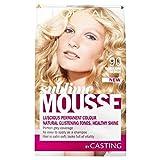 Loreal Sublime Mousse Hair Colour Pure Light Blonde 90