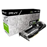 PNY NVIDIA PCI-Express-Grafikkarte GeForce GTX 1070 Founders Edition GF1070GTX8GRPB