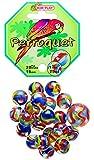 Kim'Play - Jeux d'été - 20 Billes + 1 Calot Perroquet