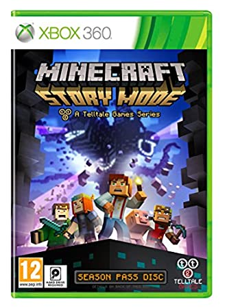 Minecraft: Story Mode - A Telltale Game Series - Season Disc (Xbox 360)