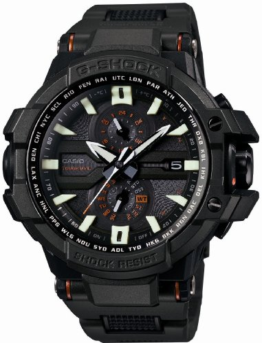Casio G-SHOCK SKY COCKPIT TOUGH MVT MULTIBAND6 GW-A1000FC-3AJF Watch (Japan Import)