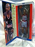 1997 Charles Barkley 14 Inch Fully Poseable NBA Starting Lineup Figure