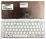 Acer Aspire Timeline 1810TZ White UK Replacement Laptop Keyboard