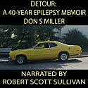 Detour: A 40-Year Epilepsy Memoir Audiobook by Don Miller Narrated by Robert Scott Sullivan