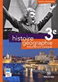 Histoire géographie éducation civique 3e