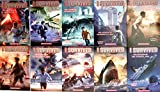 img - for I Survived Pack Set of 10 Books, Destruction of Pompeii, Japanese Tsunami, Sinking of the Titanic, Shark Attacks, Hurricane Katrina, Bombing of Pearl Harbor, San Francisco Earthquake, Attacks of September 11, Battle of Gettysburg, Nazi Invasion book / textbook / text book