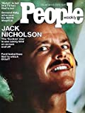 img - for PEOPLE MAGAZINE-----DECEMBER 8TH, 1975 (JACK NICHOLSON COVER) book / textbook / text book