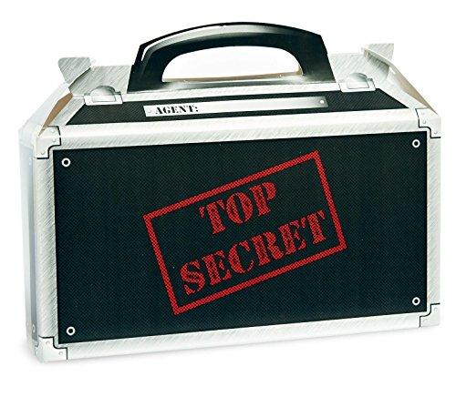 Secret Agent Empty Favor Boxes (4)