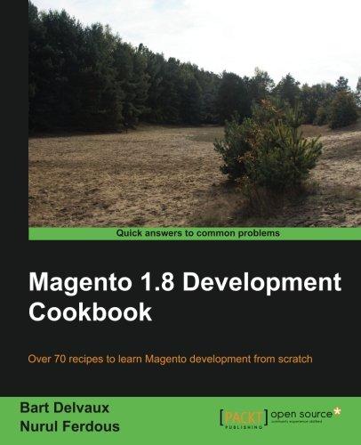 Magento 1.8 Development Cookbook 2ª Edición