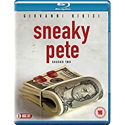 Sneaky Pete Season 2 [Blu-ray]