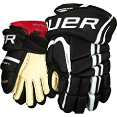 Buy Bauer Vapor Lil Rookie Gloves [YOUTH] by Bauer
